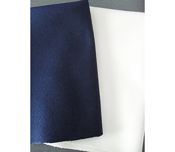 Imitation Wool Fabric - Cut Piece - Click to Enlarge