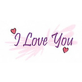 I Love You (Text) 25261
