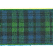 Black Watch 9 Polyester Tartan(7622)