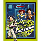Toy Story Ready for Action Wallhanging